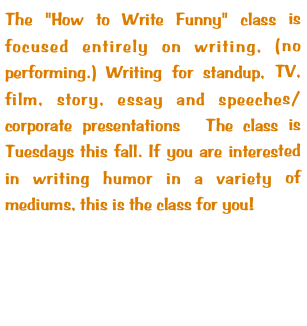 how to write a funny story It's hard to give good advice without any cornerstones whatsoever, but i'll try to explain how i would write one since ghost story is a well established genre, i'd first stick to the genre's established conventions and clichés, an old mansion as.